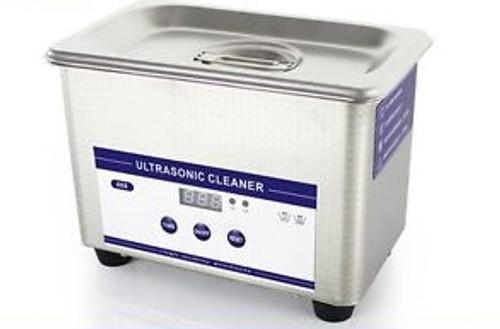 0.8L Professional Digital Ultrasonic Cleaner Machine Timer Cleaning Equipment