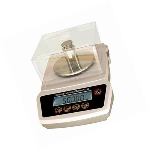 (r) 500g x 10 mg (0.01g) digital scale balance lab analytical precision