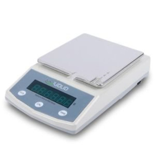 10 Kg X 0.1G Lab Digital Balance Scale Led Electronic Precision Weight