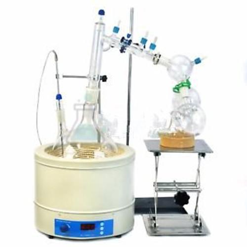 Usa Lab Equipment 5000Ml / 5L Short Path Distillation Kit