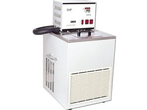 20L Low Temperature Cooling Liquid Circulator Pump Chiller Cooler -10~95°C e