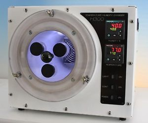 New Tabletop Temperature Humidity Test Chamber with Profiling Contr. Made in USA