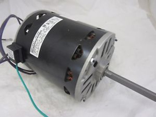 NEW 1 HP YORK 024 21672 001 GENTEQ F48F13A50 BLOWER MOTOR 3 SPD 208/230V LUXAIRE