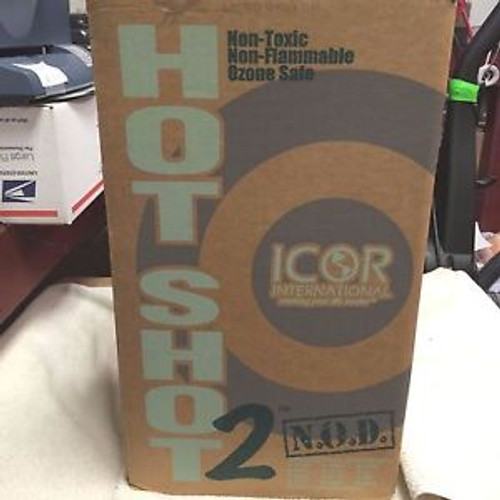 Hot Shot 2 Refrigerant Non-Toxic Non-Flammable Ozone Safe 25 lb. can