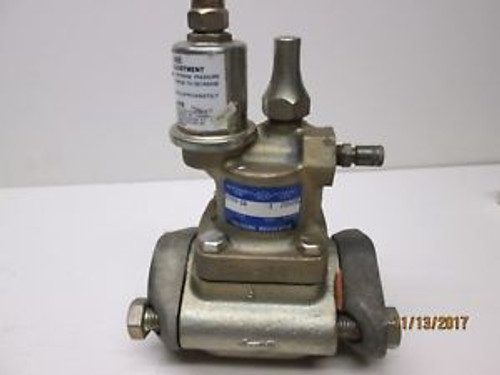 Alco Controls Pressure Regulator 1 Port EPRV-14 1 3/8 Flange Rng 25HG95 New