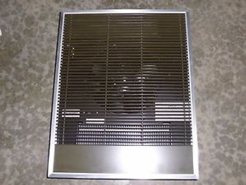 0649 New Dayton - Commercial Electric Wall Heater 120V 1500W 5118BtuH- 3UG56