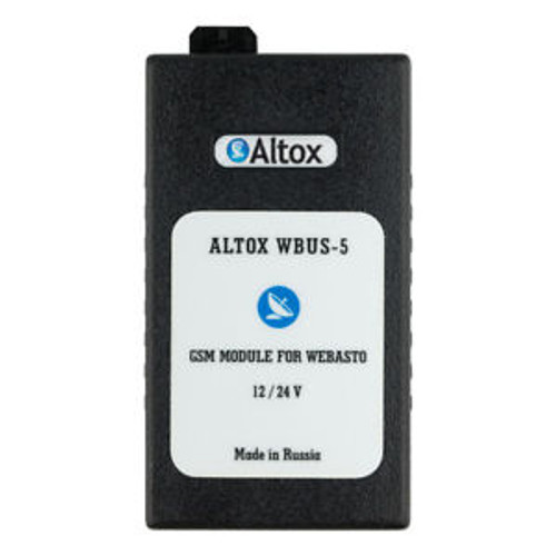 ALTOX WBUS-5 - GSM module for Webasto heaters
