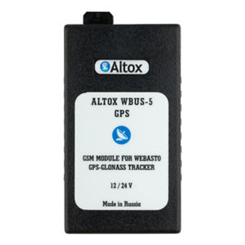 ALTOX WBUS-5 GPS - GSM module for Webasto heaters
