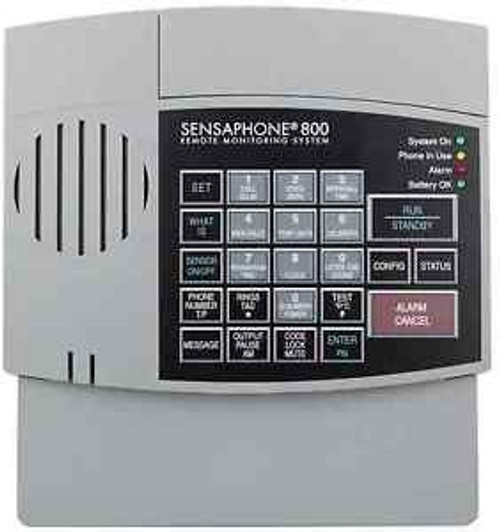 800 Series 8-Channels Greenhouse Computer Room Farm Remote Monitor Alarm System
