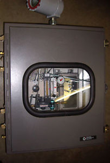 Control Instruments Corp Flammable Gases and Vapors Monitoring System