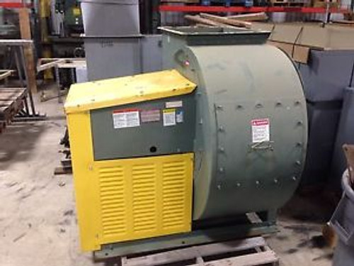 2006 New York Blower General Purpose Fan 5000CFM air handler