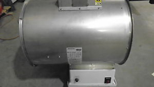 Indeeco 234-U11L-0130U-2302Dlt-1 Corrosion Resistant Heater 12.5 Kw 480 Volt