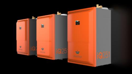 Intellihot tankless water heater  IQ251
