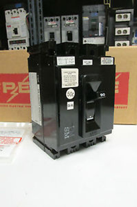 ..  FPE AB Circuit Breaker 90A 3P Cat# NE234090-5C ...  O-18