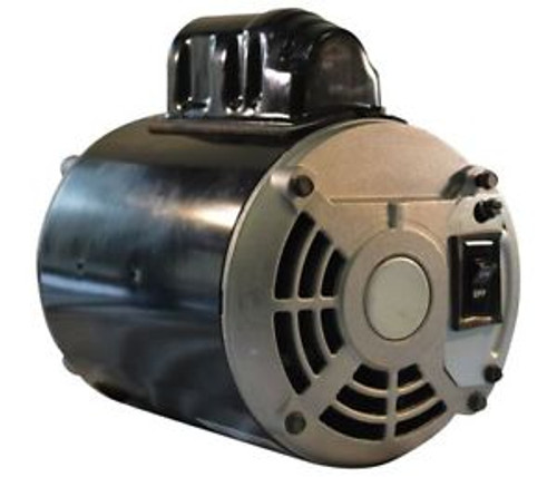 JB Vacuum Pump Motor Motor115V 60 Hz with Line Cord and Switch PR206