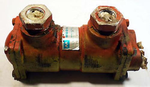 1 USED MODINE 35B1-2 HEAT EXCHANGER