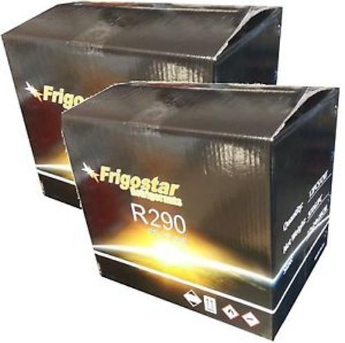 2 Dozen of Frigostar R290 Propane Refrigerant 370gr