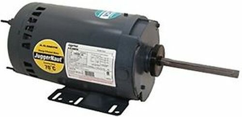 1.5 HP 1140 RPM JuggerNaut Vertical Condenser Fan Electric Motor 460/208-230V...
