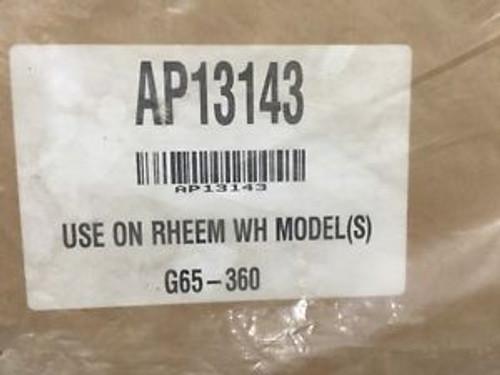 AP13143 Rheem Damper Assembly Use On G65-360