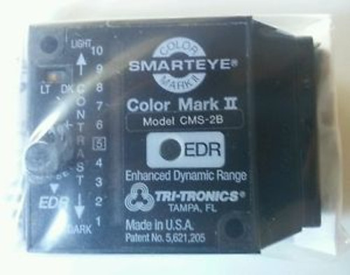 BRAND NEW  Tri-Tronics CMS-2B Color Mark II Smarteye  Brand new OEM.