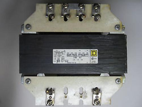 1 Square D Class 9070 K1500D1 Industrial Control Transformer