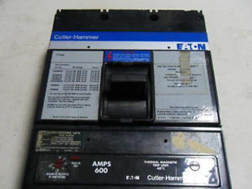 (L27-6) 1 EATON 220600E LSE-2 CIRCUIT BREAKER