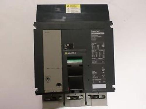(1) SQUARE D I LINE PJA36080 CIRCUIT BREAKER 800 AMP 3 POLE