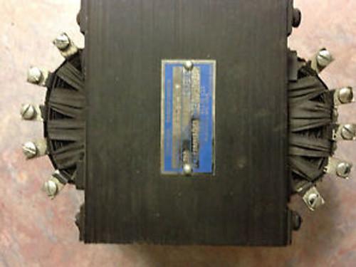 05P58-0294 Control Transformer 750VA Coiltran