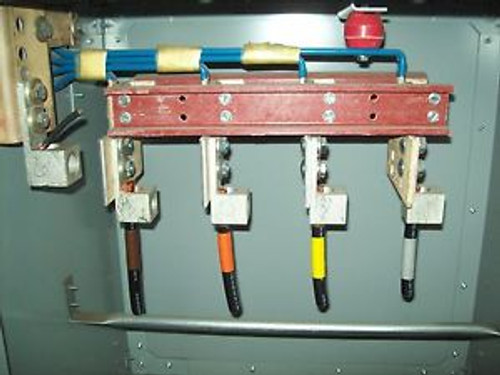 Ite Xl X Rl302ab 225 Amp 3w 600v Tap Box Bus Duct