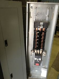 400 Amp Main Breaker 480/277 General Electric Panel Aef3304Kbx ... on pg and e electrical panel, fuse electrical panel, 125 amp electrical panel, 600 volt electrical panel, 250 amp electrical panel, nema 3r electrical panel, replace electrical panel, 225 amp electrical panel, 50 amp electrical panel, 70 amp electrical panel, 1000 amp electrical panel, 60 amp electrical panel, 480 volt electrical panel, 600 amp electrical panel, 1200 amp electrical panel, electrical load center panel, 40 amp electrical panel, 20 amp electrical panel, 150 amp electrical panel, 300 amp electrical panel,