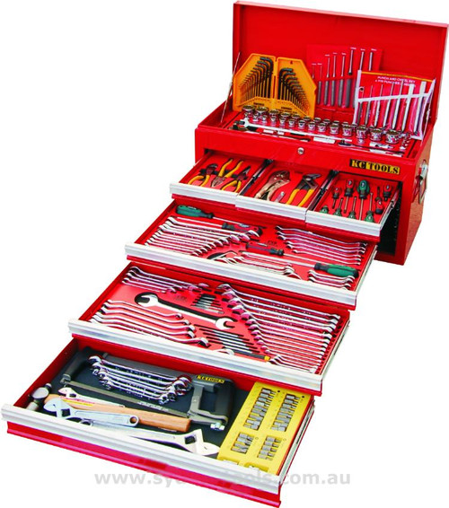 KC Tools 262PCE AF/METRIC TOOLKIT ATK70BB