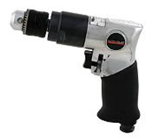 "Workquip Trade Series 3/8"" Reversible Air Drill 14109"