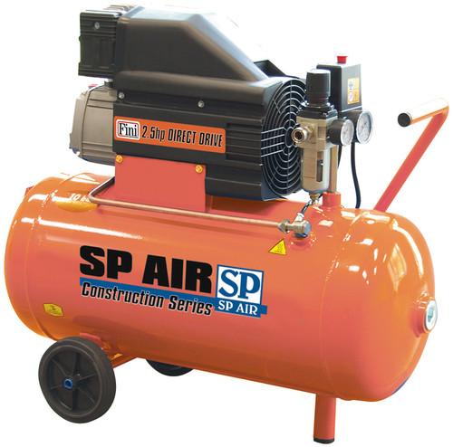 SP 2.5hp Trade Duty Portable Air Compressor