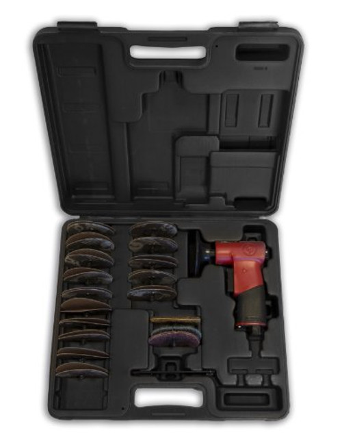 CP7202 Chicago Pneumatic Rotary Sanding Kit