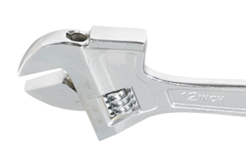 Kincrome Adjustable Wrench With Hammer Head 300mm