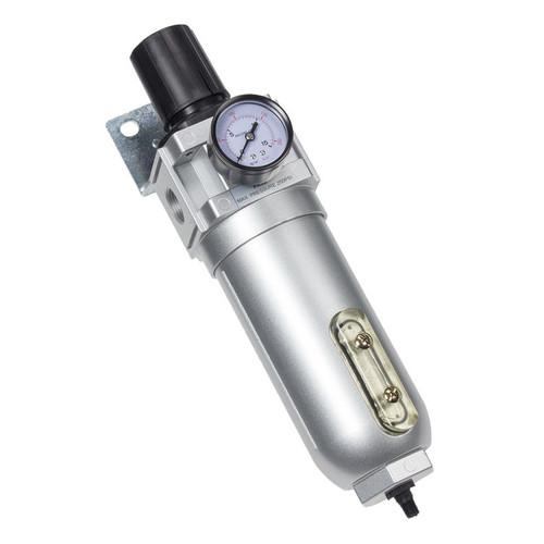 """THBFR926A Geiger Super Heavy Duty 3/4"""" Regulator Air Filter"""