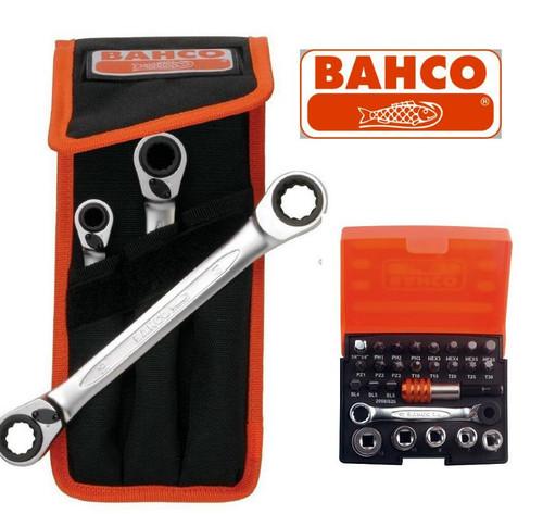 Bahco Go Thru Bonus Pack