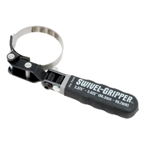 Lisle Swivel Gripper No Slip Filter Wrench 57010