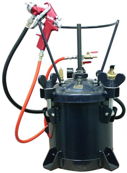 Scorpion 10L Spray Pot with Pressure Gauge & Adjusting Valve SX77.
