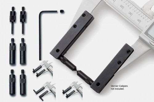 Geiger Vernier Caliper Accessory Kit