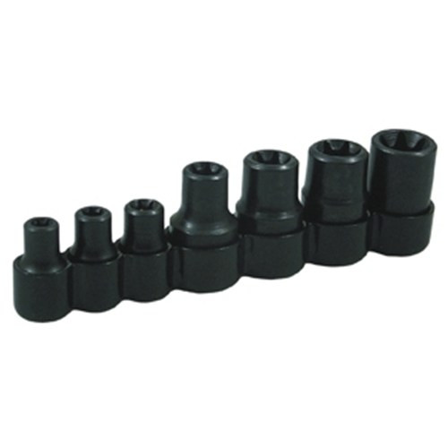 LISLE 26750 Torx® Socket Set 7 Piece