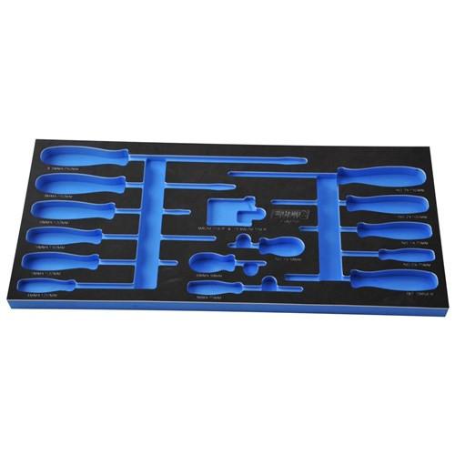 Kincrome EVA215ET EVA Empty Tray Fits Screwdrivers 15 Piece