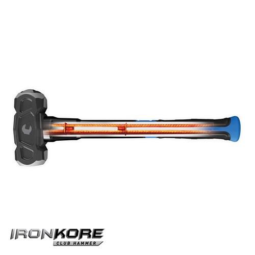 K9084 Kincrome Ironcore™ Club Hammer 1.8KG/4LB