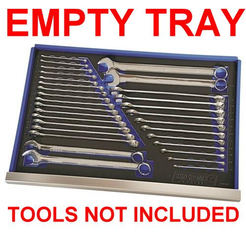Kincrome EVA Tray EMPTY Suits 30 Pce Evolve Combination Spanner Set EVA104ET