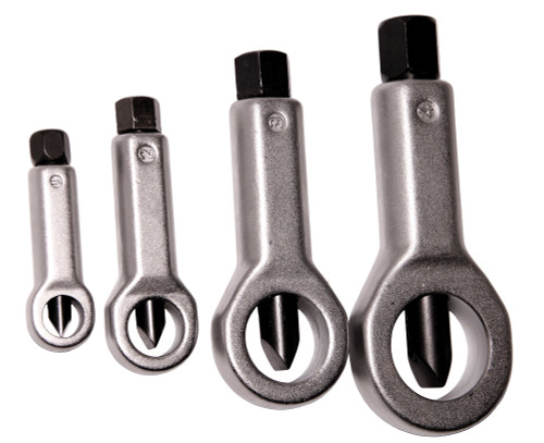 SP31210 SP Tools 4 Pce Nut Splitter Set