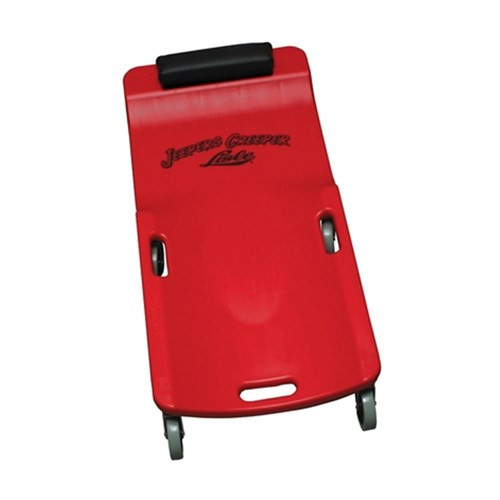 LISLE LARGE WHEEL CREEPER RED 92032