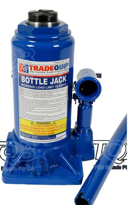 TRADEQUIP 15000kg Bottle Jack
