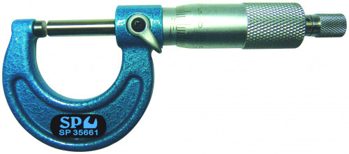 SP Tools MICROMETER OUTSIDE 75-100mm (0.01 READING)