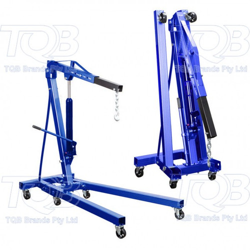 Tradequip Foldable 1000Kg Engine Crane