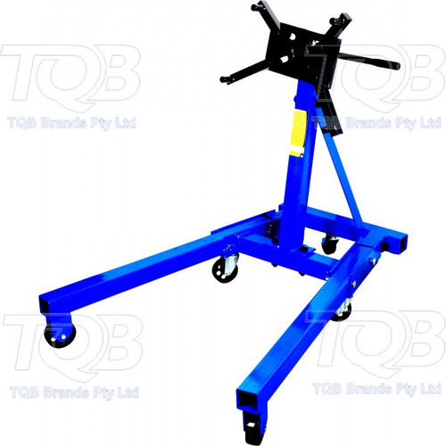 Tradequip Heavy Duty 500Kg Engine Stand With Full Swivel Head